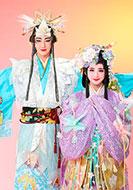 宝塚歌劇 星組公演 RAKUGO MUSICAL 『ANOTHER WORLD』/タカラヅカ・ワンダーステージ 『Killer Rouge(キラー ルージュ)』【フルールたこ焼き引換券付チケット】