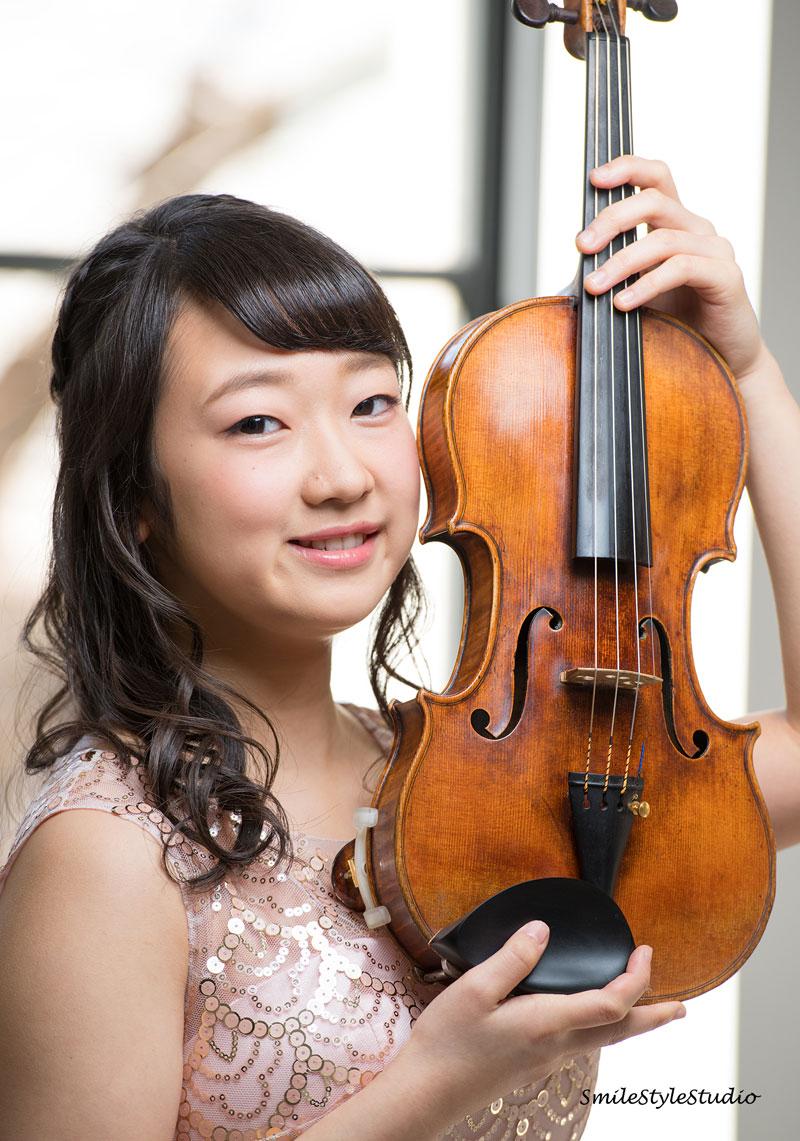 【インタビュー】戸澤采紀 (ヴァイオリン)