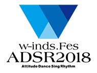 w−inds.Fes ADSR 2018