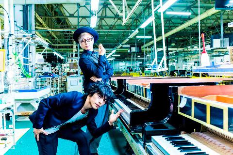 鍵盤男子コンサートツアー2018 ピアニズム