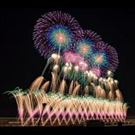 サントリー ザ・プレミアム・モルツ 音と光のシンフォニー ツインリンクもてぎ 花火の祭典 夏のPremium Night