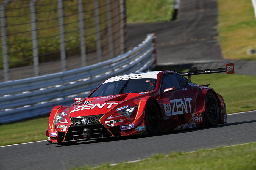 2018 AUTOBACS SUPER GT Round5 FUJI GT500Mileレース