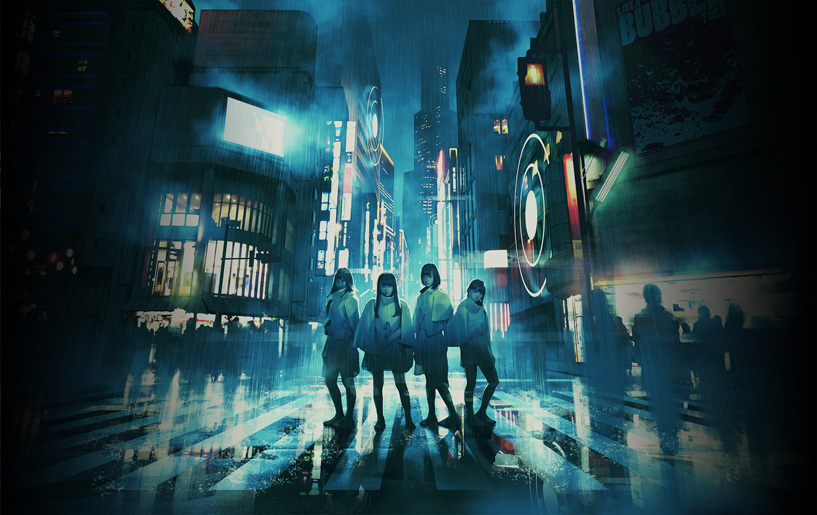DMM VR THEATER presents Future LIVE~複合現実~Vol.4 第5公演 ヤなことそっとミュート