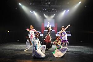 札幌演劇シーズン2017-夏 ミュージカルユニットもえぎ色『Princess Fighter』