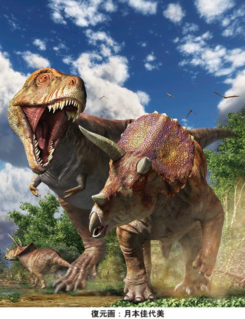 特別展「恐竜 DINOSAUR