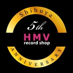 HMV record shop Shibuya release 5th Anniversary limited editions on vinyl