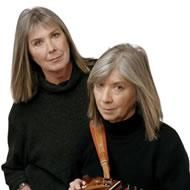 Kate and Anna McGarrigle