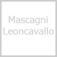 マスカーニ、レオンカヴァッロ