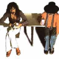 Frank Zappa / Captain Beefheart