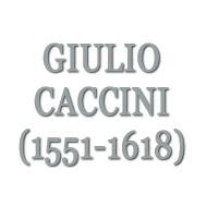 カッチーニ(1551-1618)