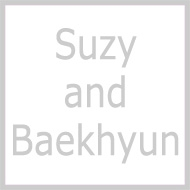 Suzy (Miss A) & Baek Hyun (EXO)