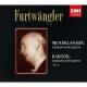 Mendelssohn Violin Concerto, Bartok Violin Concerto No, 2, : Menuhin(Vn)Furtwangler / Berlin Philharmonic, Philharmonia (96Hz/24Bit remastering)