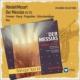 メサイア(モーツァルト編曲版)全曲 マックス&ダス・クライネ・コンツェルト、ライニッシェ・カントライ(2CD)