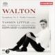 交響曲第1番、ヴァイオリン協奏曲 ガードナー&BBC響、リトル