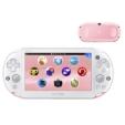 PlayStation Vita(PCH-2000シリーズ) Wi-Fiモデル ライトピンク/ホワイト