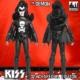 キッス / KISS レトロ12インチフィギュアシリーズ2 ザ・デーモン(地獄のさけび版)