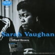 With Clifford Brown Sarah Vaughan