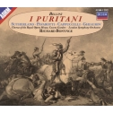 I Puritani: Bonynge / Lso Sutherland Pavarotti Cappuccilli Ghaurov Bellini (1801-1835)