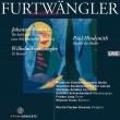 Te Deum / Mathis Der Maler(Sym): M.fischer-dieskau / Berlin.rso +brahms
