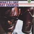 What`d I Say Ray Charles