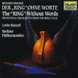 The Ring Without Words: Maazel / Bpo