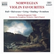 Norwegian Violin Favorites: Kraggerud(Vn)engeset / Razumovsky.so