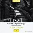 Annees De Pelerinage: Berman / Liszt
