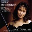 Piano Concerto, 2, 3, : ����T�q(P) Hughes / Malmo So / Rachmaninov