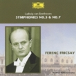 Sym.5, 7: Fricsay / Bpo / Beethoven