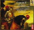 Savall / Hesperion Xxi: Mille Regretz-music From Carlos V Era