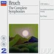 Comp.symphonies: Masur / Lgo / Bruch
