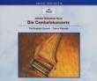チェンバロ協奏曲集 トレヴァー・ピノック&イングリッシュ・コンサート(3CD)