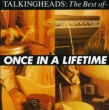 Once In A Lifetime -Best Of Talking Heads