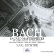 5 Sacred Vocal Works: K.richter / Munich Bach.o