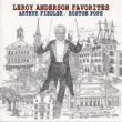 Bugler`s Holiday�leroy Anderson Favorites