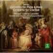 Mozart: Flute & Harp Concerto / Clarinet Concerto