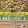 ショパン:ピアノ協奏曲第1番、第2番 V.A.
