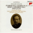 Richard Strauss:Sinfonia Domestica/Horn Concerto No.1/Don Juan