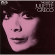 The Best Of Juliette Greco <mercury Forever Collection>