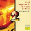 Sonatas & Partitas For Solo Violin: Szeryng
