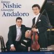 Violin Sonata.1: ���]�C�Y(Vn)andaloro(P)+cuozzo: Violin Sonata
