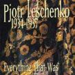 Everything That Was: 1934-1937