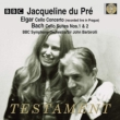 Cello Concerto: Du Pre(Vc)Barbirolli / Bbc So +j.s.bach: Cello Suite.1, 2