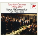 New Year`s Concerts Vienna 1989&1992