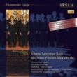 Matthaus-Passion : Biller / Gewandhaus Orchestra, Thomanerchor (2006)(3CD)