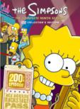 The Simpsons Season 9 Dvd Collector`s Box