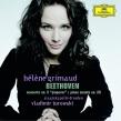 Piano Concerto.5: Grimaud(P) V.jurowski / Skd +piano Sonata.28 / Beethoven