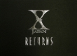 X Japan Returns Kanzen Ban Dvd-Box