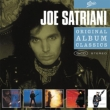 Original Album Classics Joe Satriani