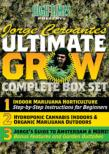 High Times Presents Jorge Cervantes Ultimate Grow Complete Box